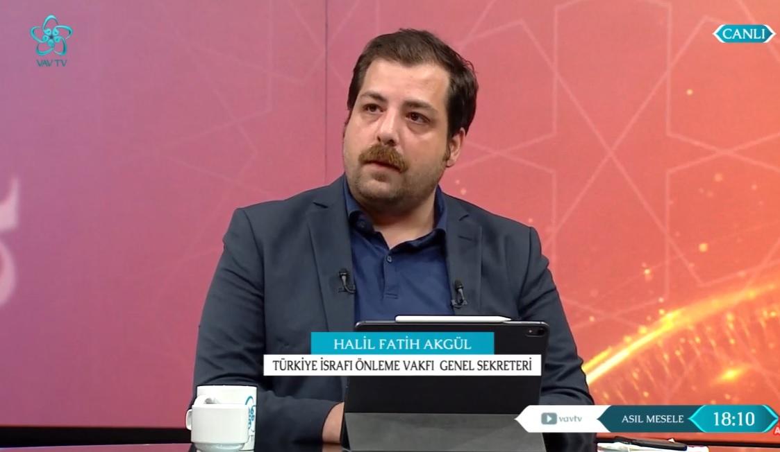 Gıda İsrafı ve Tüketim Çılgınlığı   Nurten Sırma/Halil Fatih Akgül - Asıl Mesele (25. Bölüm)